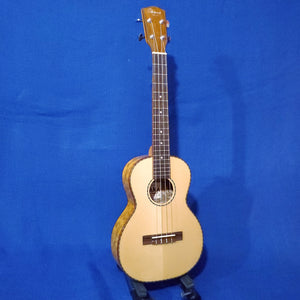 Ohana Tenor TK-70WG Solid Spruce Top /Laminate Willow Ukulele i703