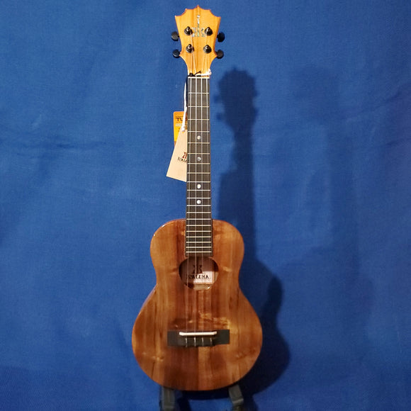 KoAloha Tenor All Solid Koa KTM-00 Gloss Made in Hawaii Ukulele w/Hardcase i750
