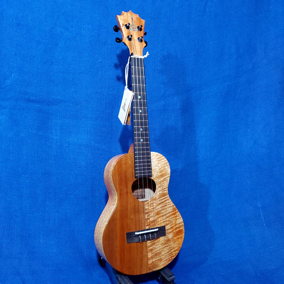 KoAloha Tenor Naupaka All Solid Koa & Mango KTNP-00 Gloss Made in Hawaii Ukulele w/Hardcase -023