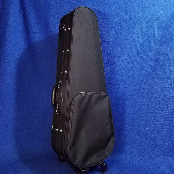 Tenor Ukulele Black Polyfoam Semi- Hard Case