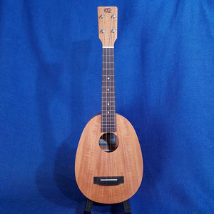 MP Ukulele Short Scale Tenor Pineapple Cali Model by Mike Pereira Solid Mahogany .133