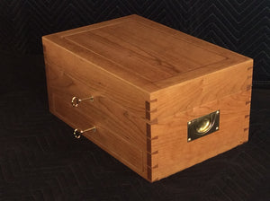 Large Jewelry Box with Drawer