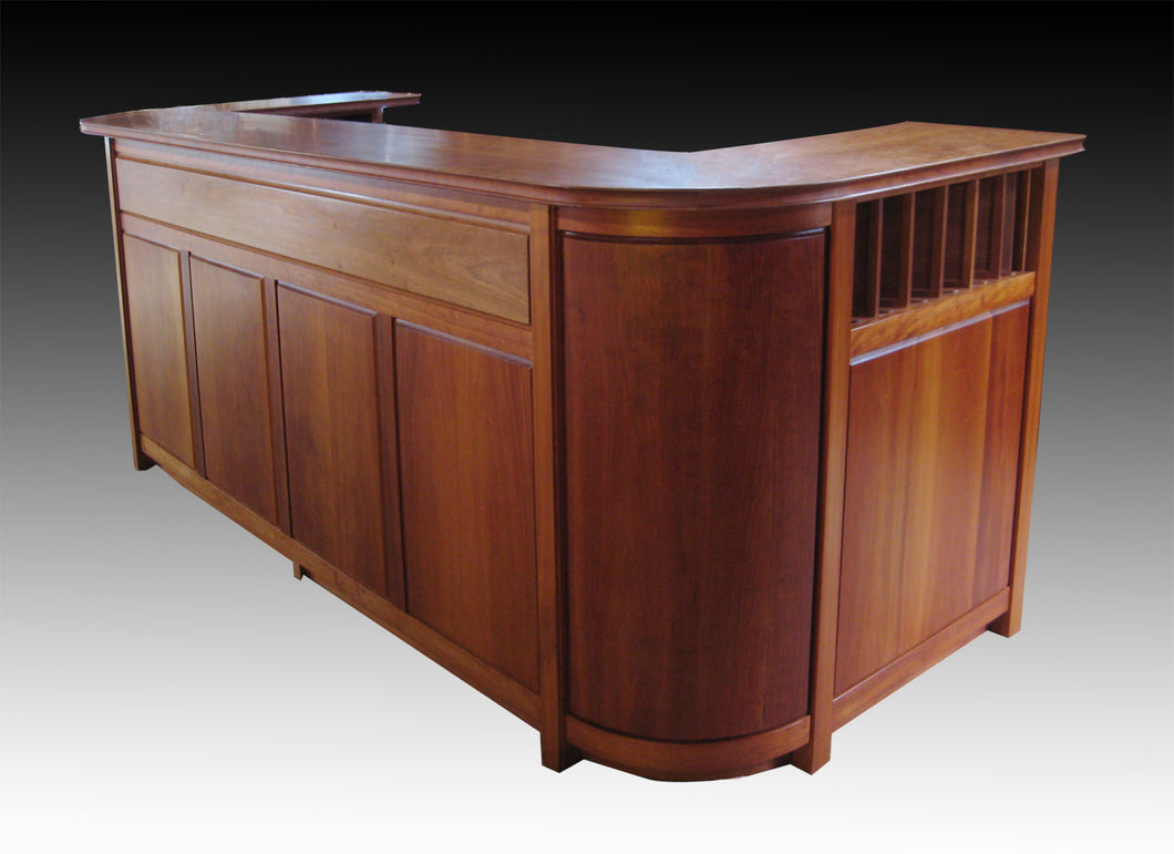Ten Foot Reception Desk