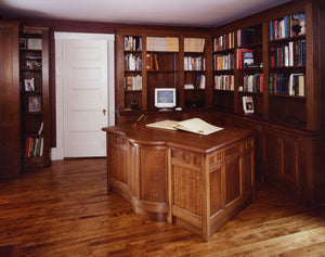 Home Office, Oak
