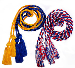 Double-Tied Graduation Honor Cord