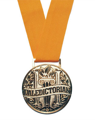 Graduation Valedictorian Medallion
