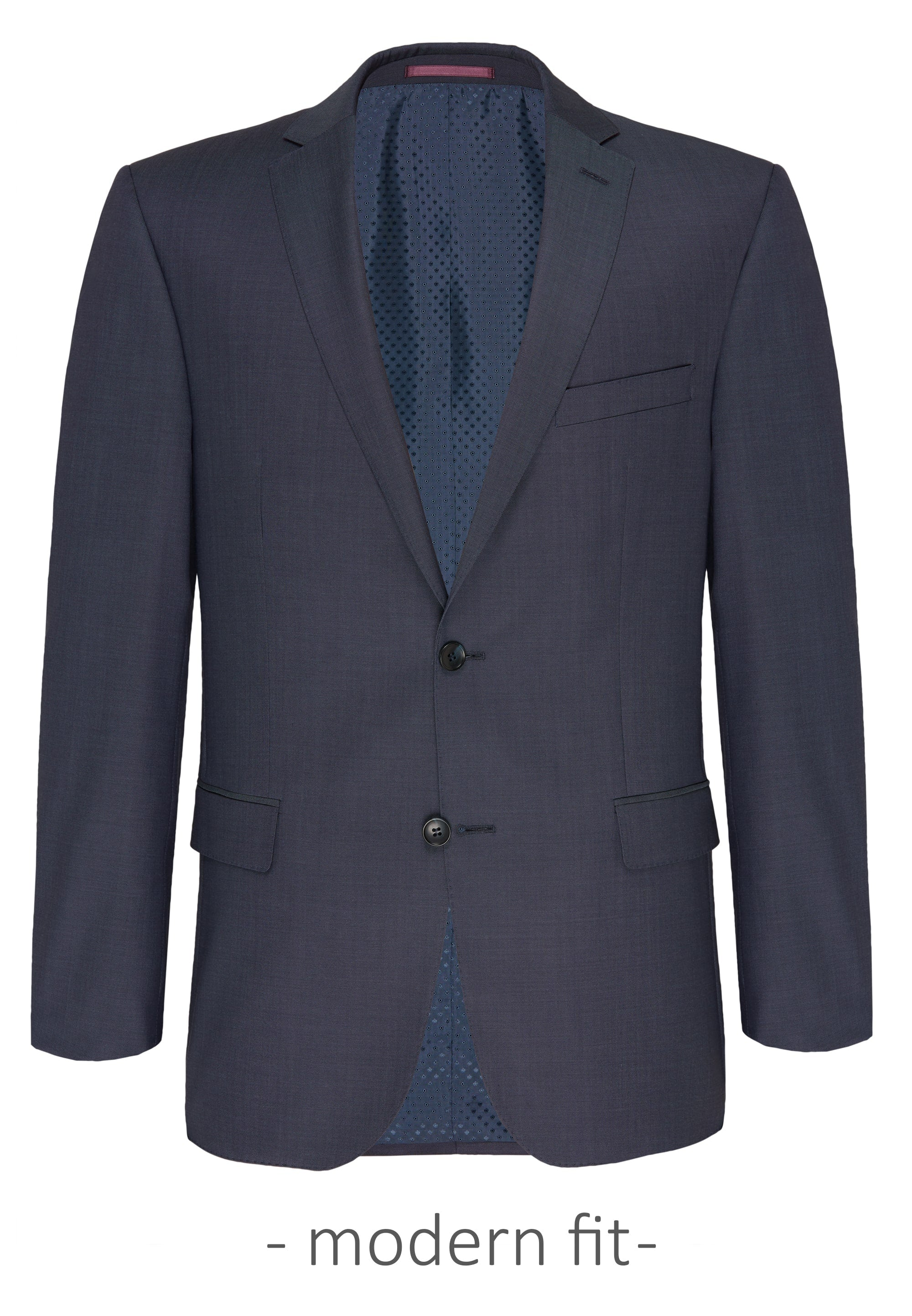 Carl Gross Blue Suit Jacket (Piece 1)