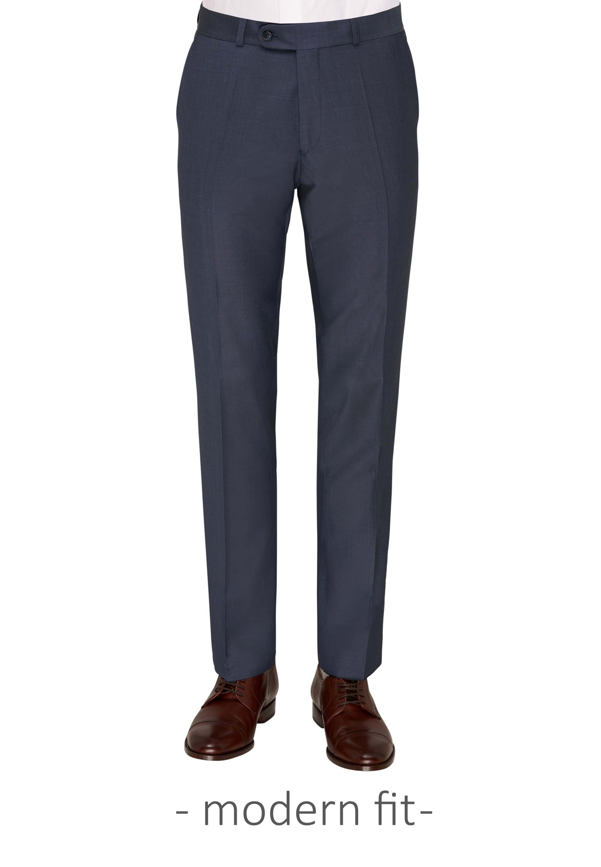 Carl Gross Blue Suit Trousers (Piece 2)