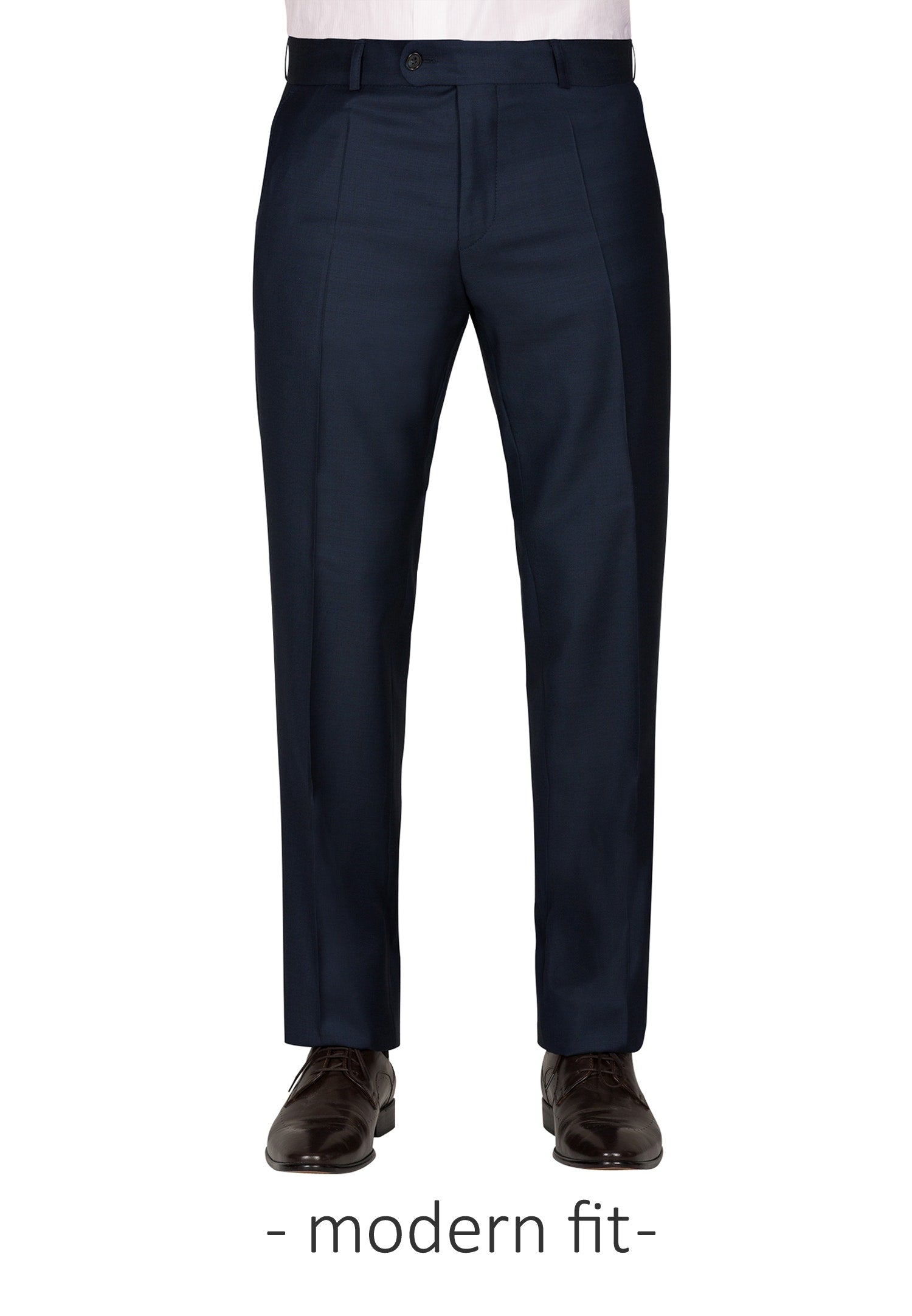 Carl Gross Navy Suit Trousers (Piece 2)