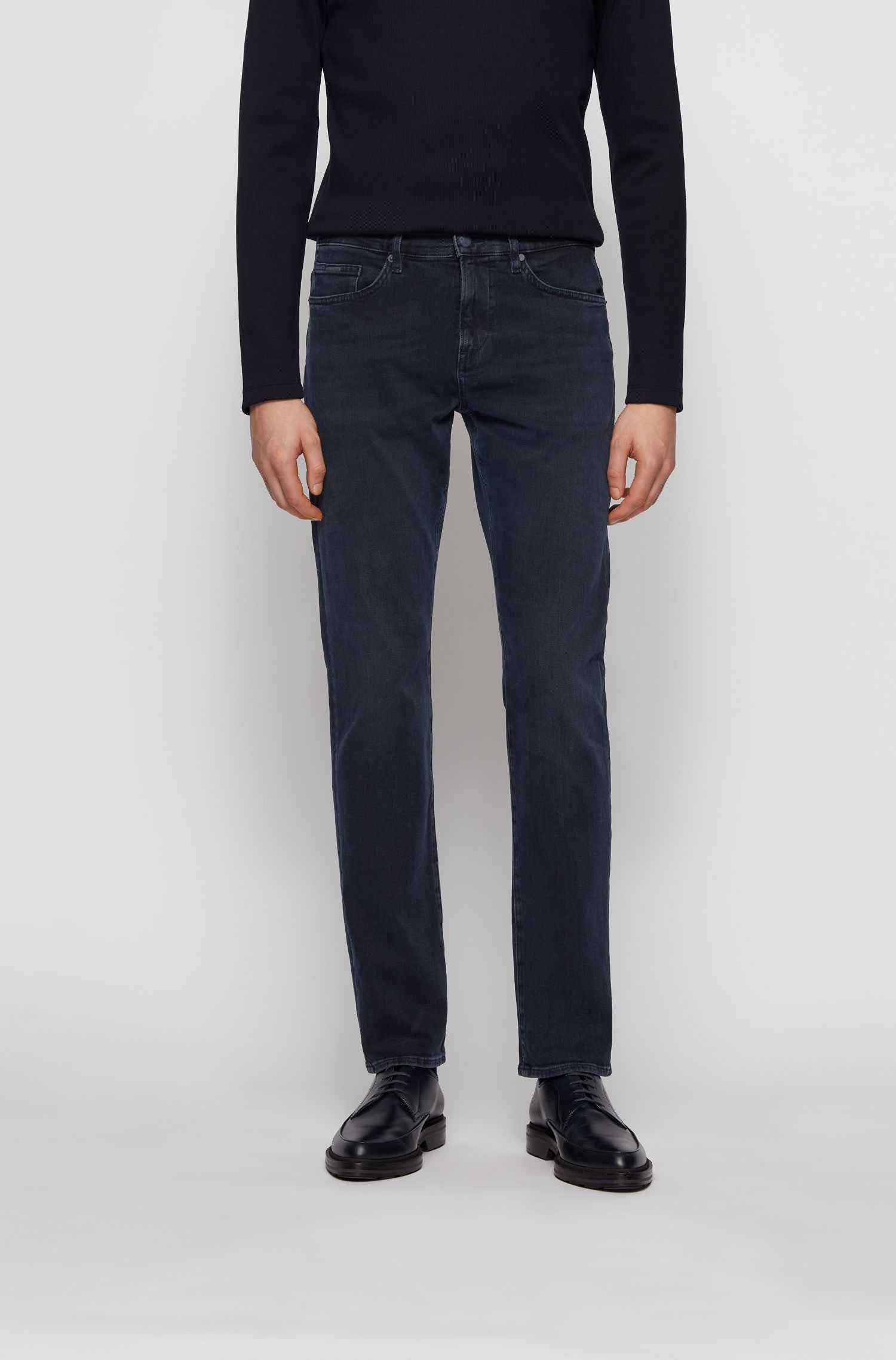 Hugo Boss Delaware Jeans - Dark Blue