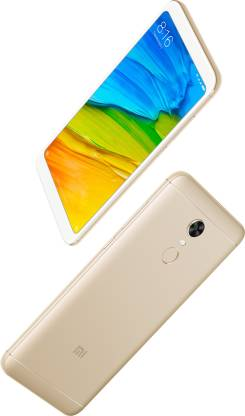 Xiaomi Redmi Note 5 Gold Color 3GB Ram, 32GB Storage Mobile Phone Grade B Used Condition 6 Months Seller Warranty - Yamdeal