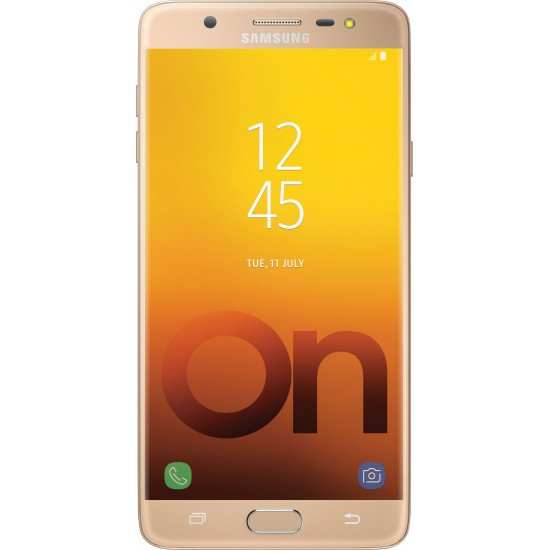 Samsung Galaxy on Max Gold Color 32GB Storage, 4GB Ram Mobile Phone Refurbished Condition 6 Months Seller Warranty - Yamdeal