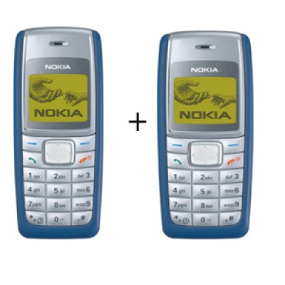 Buy Nokia 1110i Mobile Phone Buy 1 Get 1 Free Used Condition - Yamdeal