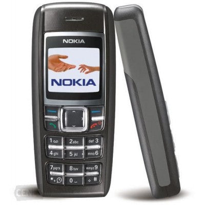 Used Nokia 1600 Mobile Phone 1 Months Seller Warranty - Yamdeal