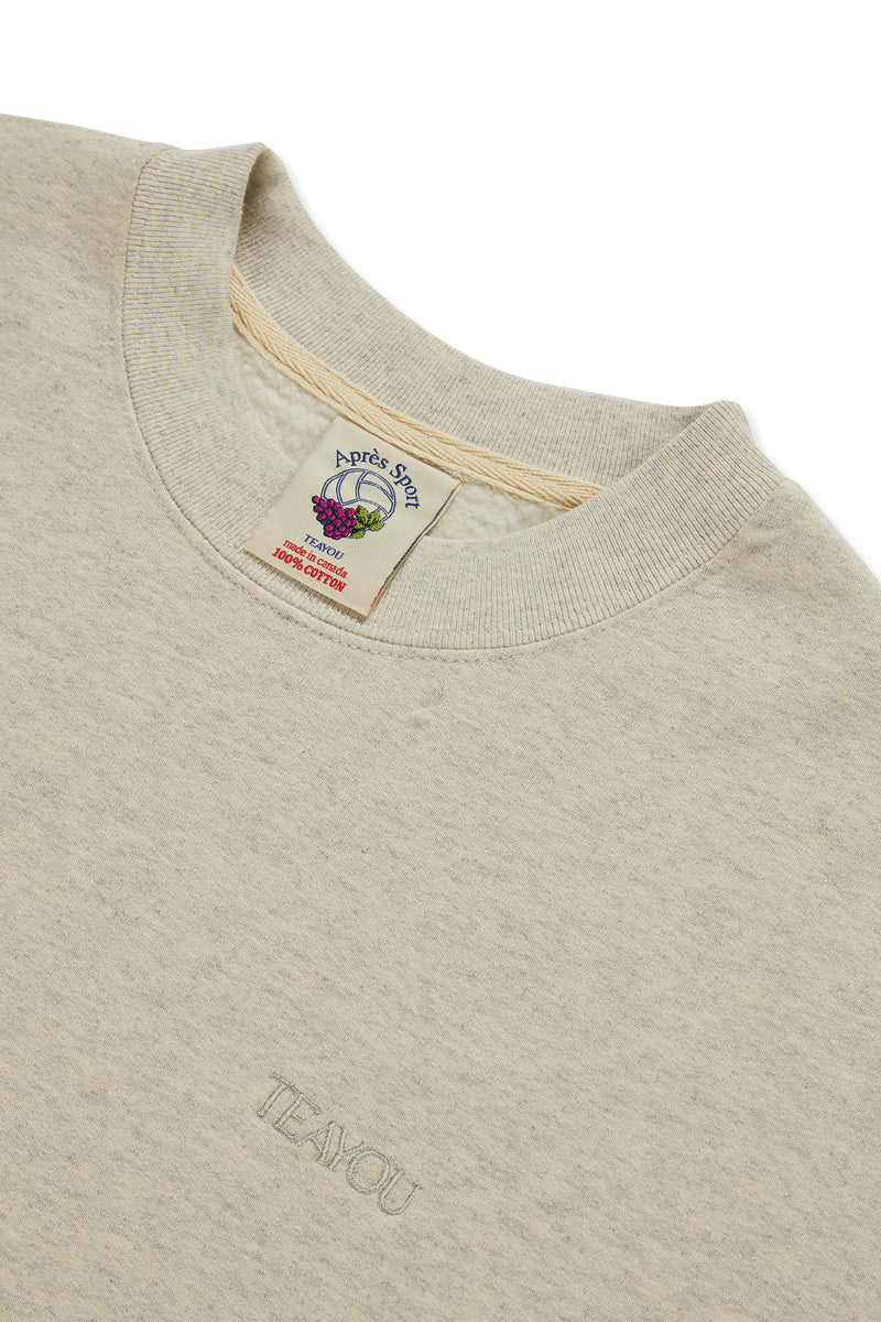 Fleece Crewneck