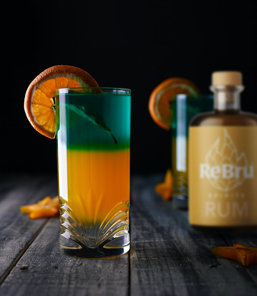 The Sigsbee - Rebru Spirits