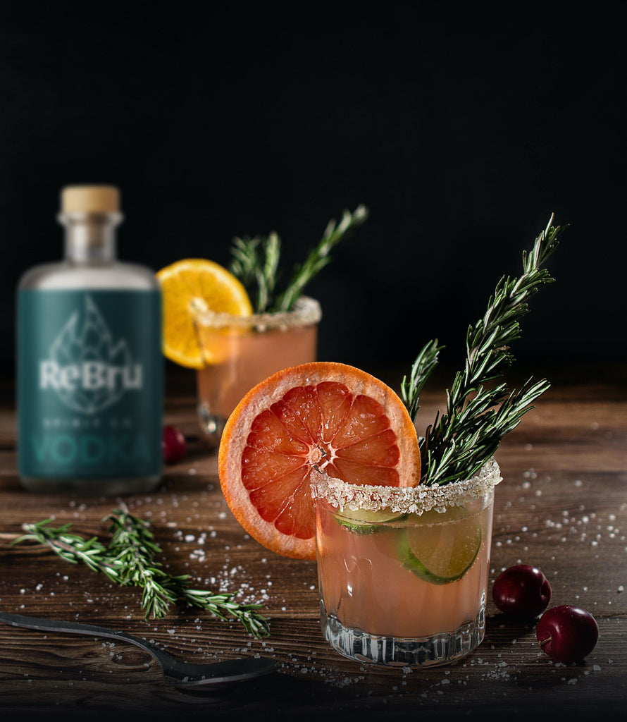 The Newton - Rebru Spirits