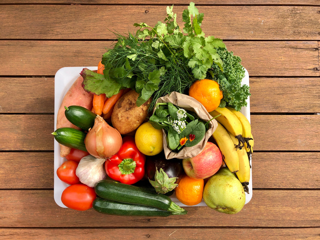 Organic Seasonal Boxes