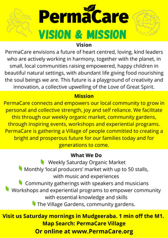 Vision & Mission of PermaCare