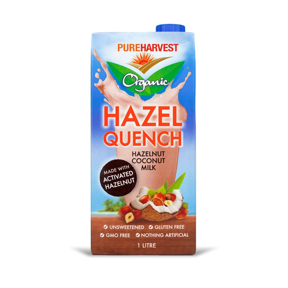 Hazelnut quench (milk) 1L