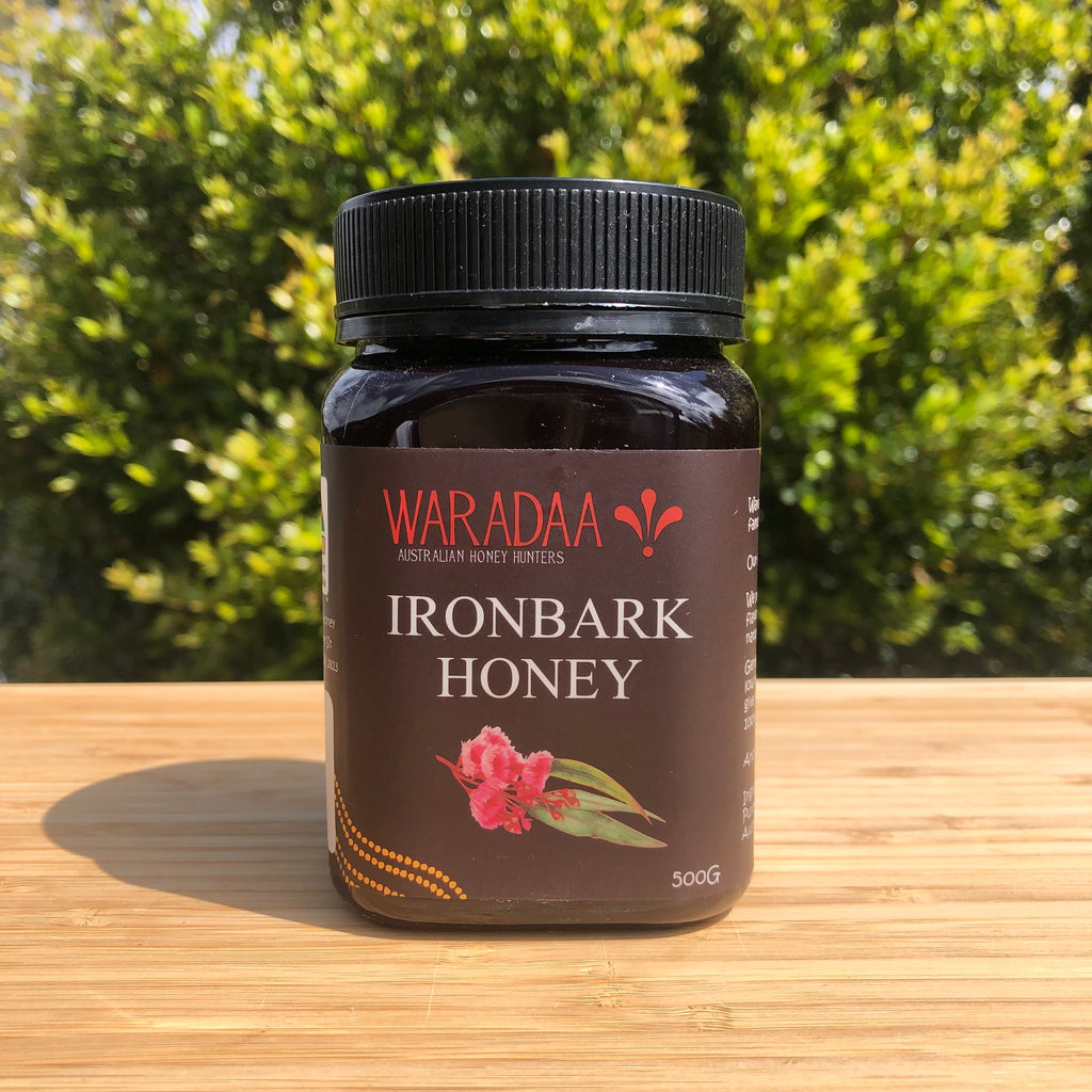 Ironbark Honey Waradaa 500g