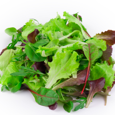 Salad leaf mix