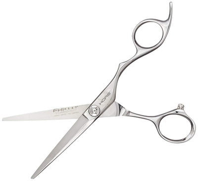 Kore Stone Damascus Steel Shear Scissors - 5.5""