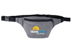 Heather Gray Fanny Pack (F1903)