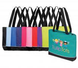 ZIPPER SHOULDER TOTE - Bags for less us