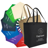 Cosmo Large Matte Laminated Tote (T20002)