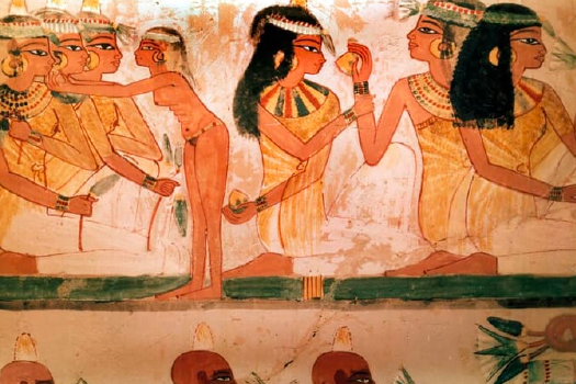 Skincare Cosmetics Beauty in Ancient Egypt