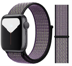 Nylon Sport Loop for Apple Watch – Sand Volt