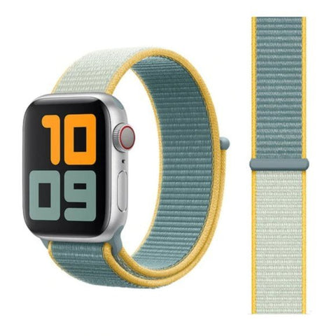 Nylon Sport Loop for Apple Watch – Sunshine