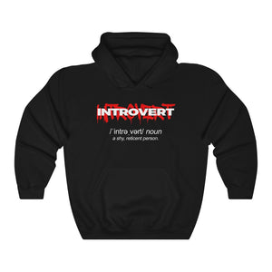 Introvert Definition Hoodie