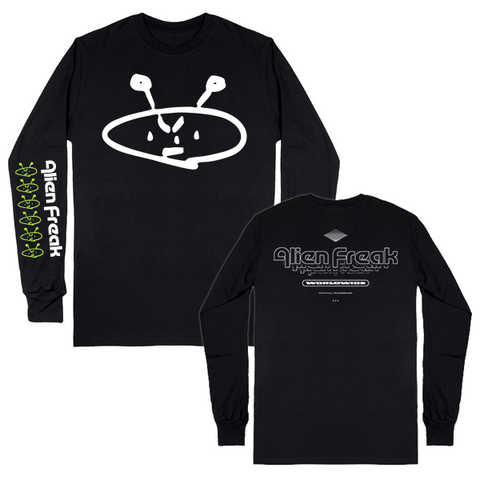 AFW: WORLDWIDE FREAK | LONG SLEEVE TEE