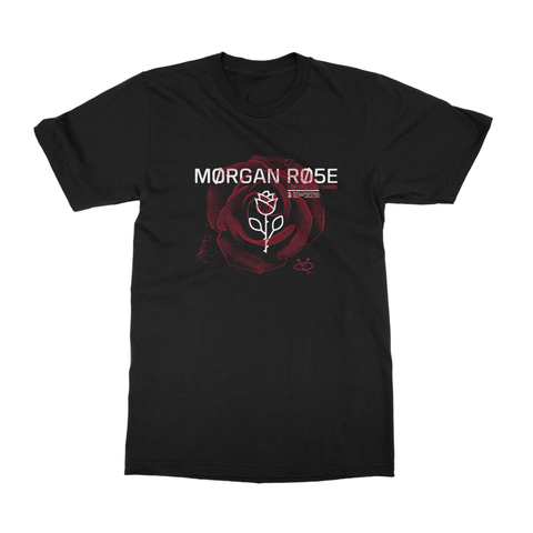 MORGAN ROSE: ROSE SCREEN | TEE