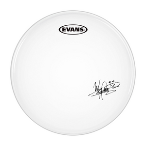 SIGNED SNARE DRUM HEAD [100 LIMITED]
