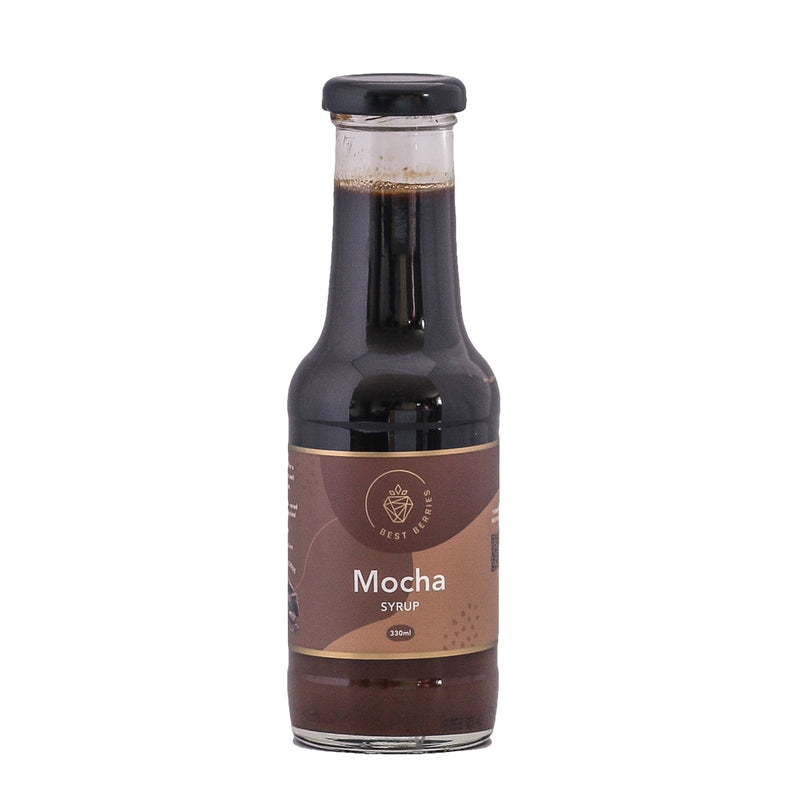 Best Berries Mocha Syrup