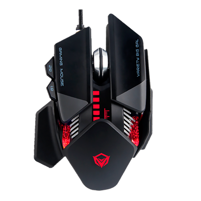 Mouse Gamer GM80 - nikgamers
