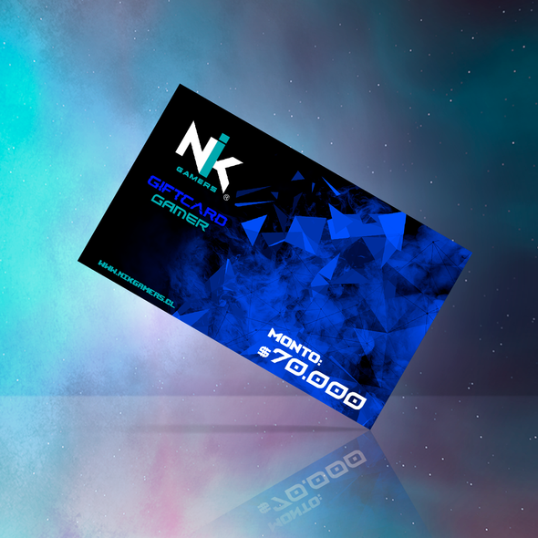 Giftcard Gamer
