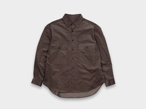 EVAN KINORI BIG SHIRT [CORDUROY]