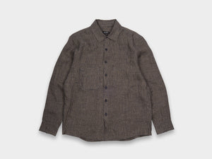 EVAN KINORI TWO POCKET SHIRT [PUPPYTOOTH]