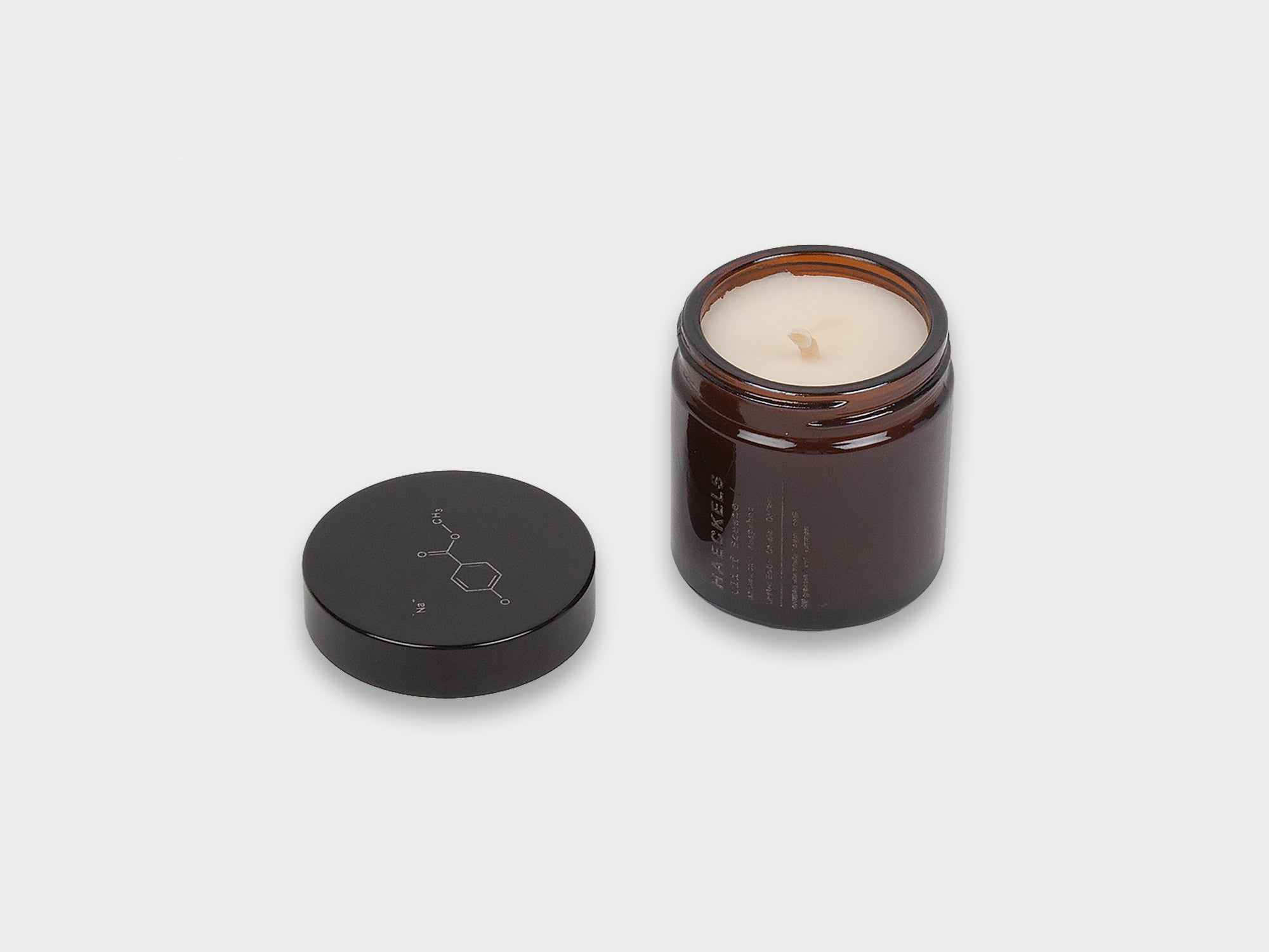 HAECKELS TRAVEL CANDLE [CLIFF BREEZE]