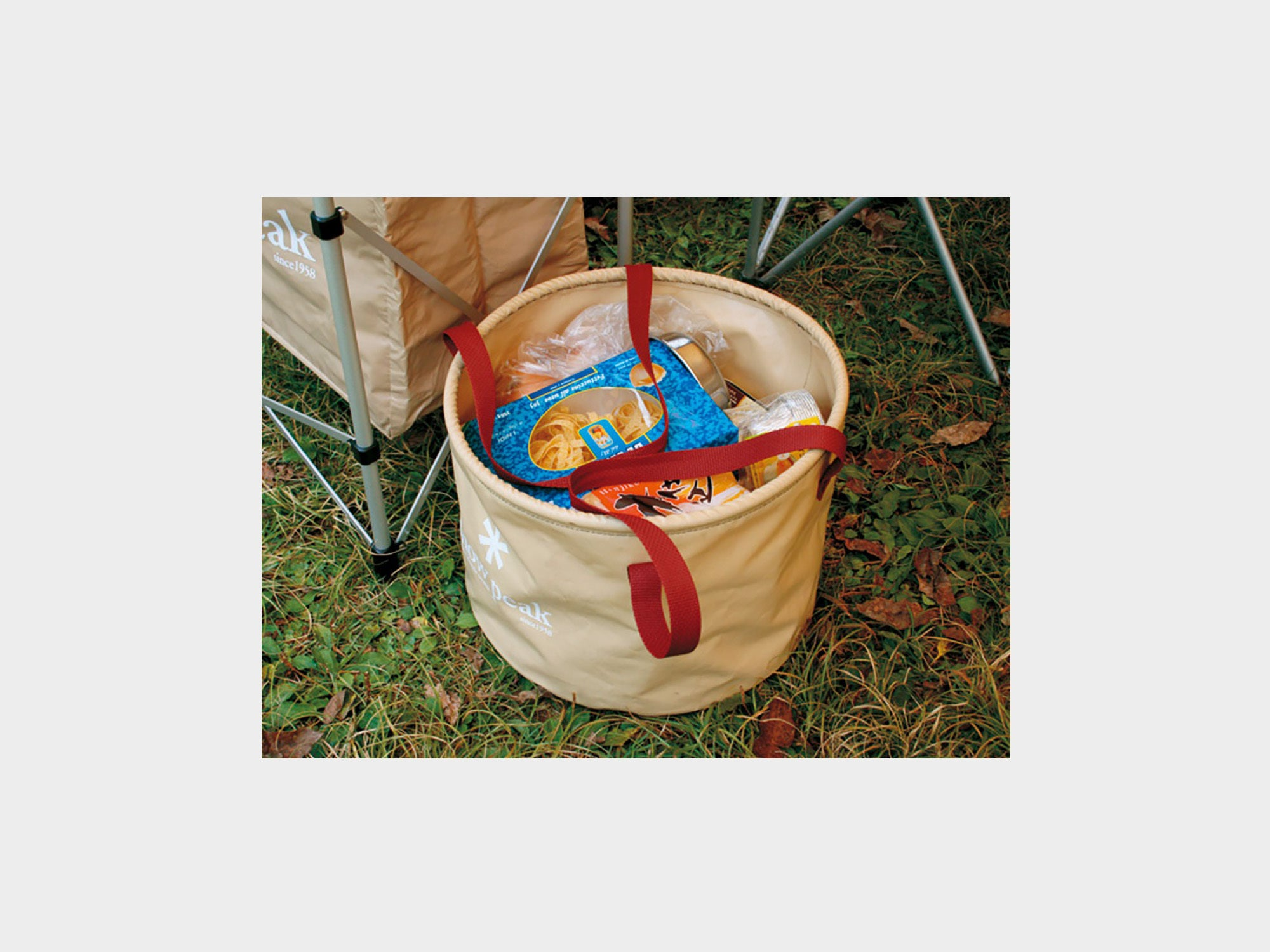 SNOW PEAK CAMP BUCKET JUMBO