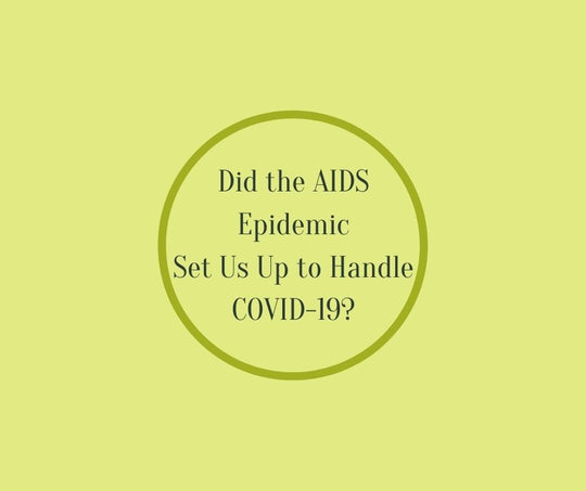 Did the AIDS Epidemic Set Us Up To Handle COVID-19? by Barbara Karnes, RN