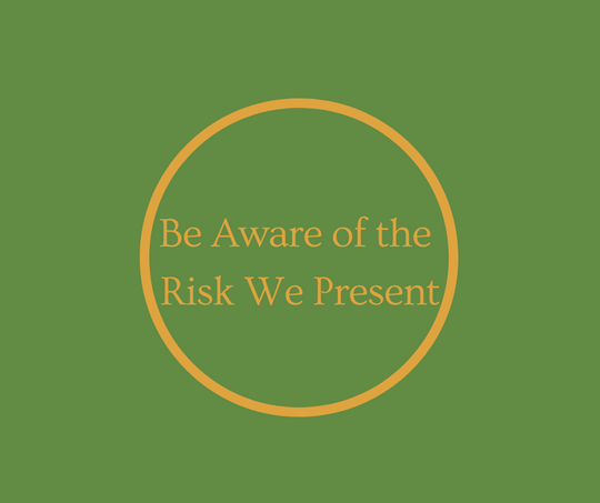 Be Aware of the Risk We Present to Those We Are Hired to Care For by Barbara Karnes, RN