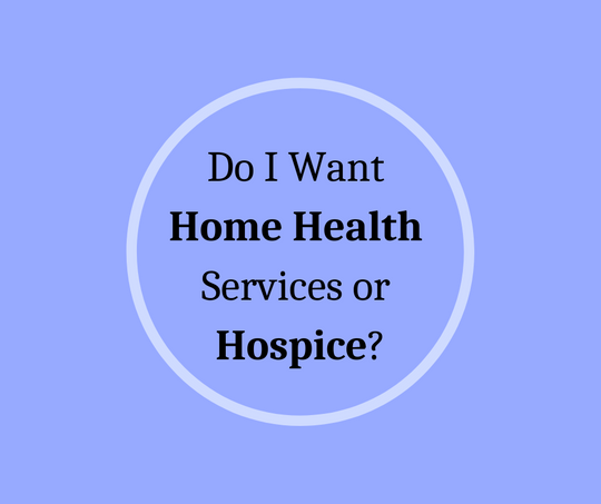 Hospice Pioneer, Barbara Karnes, RN weighs the pros and cons of home health and hospice care.