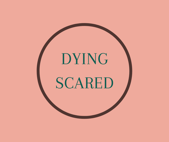 DYING SCARED article by End of Life Expert, Barbara Karnes, RN