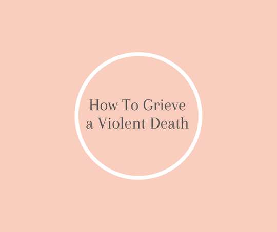 NHPCO Hospice Innovator, Barbara Karnes, RN speaks to those who have had a loved one die in a violent way in her new blog, How To Grieve a Violent Death. www.bkbooks.com