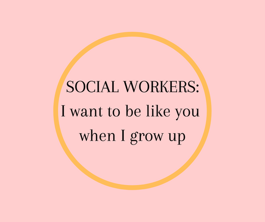 SOCIAL WORKERS: I Want To Be Like You When I Grow Up by End of Life Educator, Barbara Karnes, RN